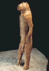 (1-6) Lion-Human Hohlenstein-Stadel, Germany 30,000-26,000 BCE