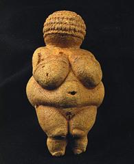 (1-7) Woman from Willendorf  Austria  24,000 BCE