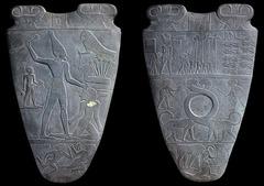 13. Palette of King Narmer