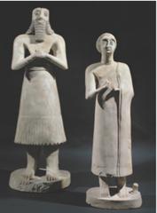 14. Statues of votive figures