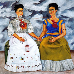 140. The Two Fridas