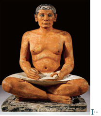 15. Seated Scribe