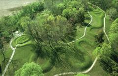 156. Great Serpent Mound