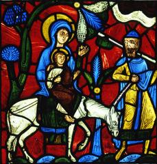 16-4 THE FLIGHT INTO EGYPT (Gothic art, 1150-1400)