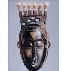 174. Portrait Mask (Mblo)