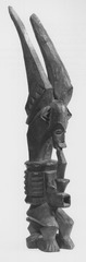 176. Ikenga (shrine figure)