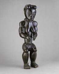 179. Reliquary figure (byeri)