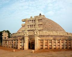 192. Great Stupa at Sanchi