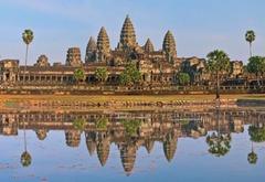 199. Angkor, the temple of Angkor Wat, and the city of Angkor Thom