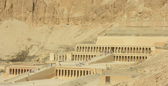 21. Mortuary Temple of Hatsheput