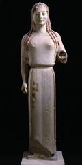 28. Peplos Kore from Acropolis