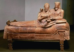 29. Sarcophagus of the Spouses