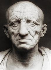 42. Head of a Roman partician