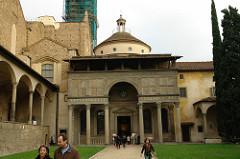 67. Pazzi Chapel