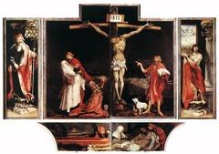 77. Isenheim Altarpiece