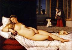 80. Venus of Urbino