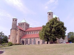 Abbey Church of St.Michael's,1001-1033,Ottonian Art