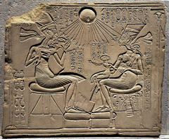 Akhenaton and His Family