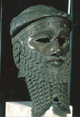 Akkadian king (Akkadian)  (Ancient Near East)