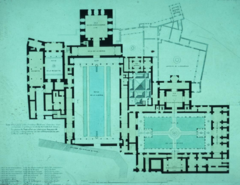 Alhambra plan