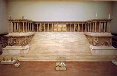 Altar of Zeus, Pergamon (Hellenistic)  (Greece)