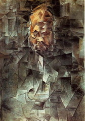 Ambroise Vollard by Pablo Picasso, 1909-1910