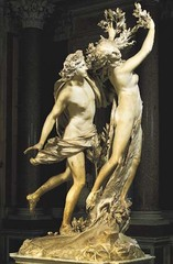 Apollo and Daphne, Gianlorenzo Bernini, Baroque Art