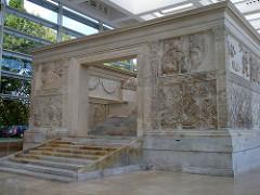 Ara Pacis Augustae (Altar of Augustae Peace)