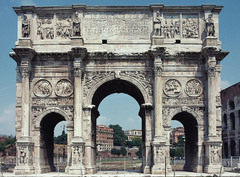 Arch of Constantine (Late Empire)  (Rome)