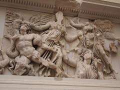 Athena...Altar of Pergamon