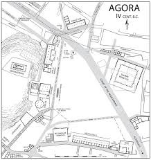 Athenian Agora Plan
