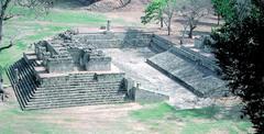 ball court (Maya)  (Americas)