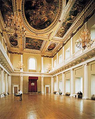 Banqueting House, Inigo Jones, 1619-1622, London, England,Later Renaissance Art