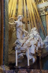 Baroque Sculpture Characteristics