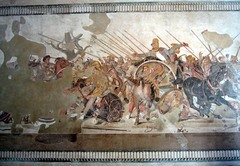 Battle of Issus (PHILOXENOS OF ERETRIA) (Hellenistic)  (Greece)