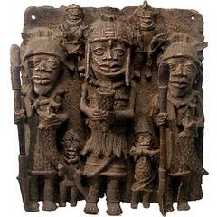 Benin plaques (Benin)  (African)