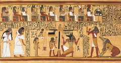 Book of the Dead (New Kingdom)  (Egypt)