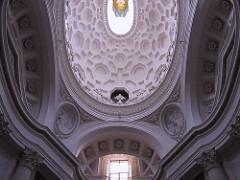 Borromini: San Carlo alle Quattro Fontane (Interior)