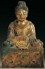Bronze Buddha (Age of Disunity)  (China)