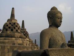 Buddha Borobudur temple