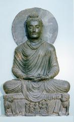 Buddha (Gandhara style) (Buddhism)