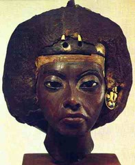 Bust of Queen Tiye