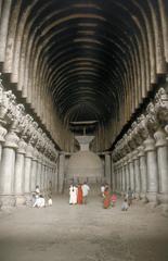 Chaitya hall at Karli (Buddhism)