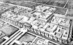 citadel of Sargon II (Assyrian)  (Ancient Near East)