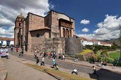 City of Cusco, Central highlands, Peru. Inka. 1440 ce. andesite