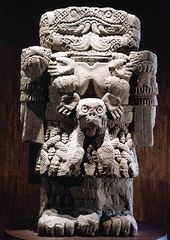 Coatlicue,15th century,Aztec Art