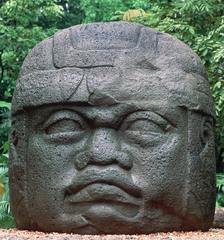 colossal head (Olmec)  (Americas)