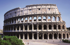 Colosseum (Early Empire)  (Rome)