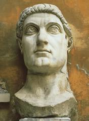 Colossus of Constantine (Late Empire)  (Rome)