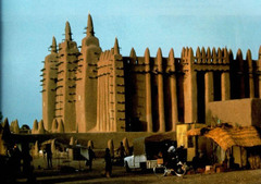 Djenne Friday Mosque (Djenne)  (African)